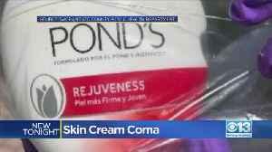 Skin Cream Causes Mercury Poisoning [Video]
