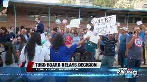 Tucson Unified board scheduled to vote on controversial sex education curriculum [Video]
