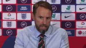 Southgate lauds Sterling, Sancho [Video]