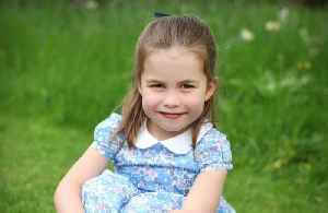 News video: Princess Charlotte loves unicorns