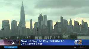 N.J. Tribute At Liberty State Park [Video]