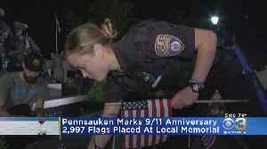 Pennsauken Marks 9/11 Anniversary [Video]