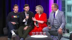 Hugh Bonneville, Phyllis Logan, Michael Fox and Allen Leech on the Downton Abbey Movie! [Video]