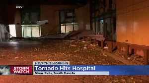 Tornado Hits Sioux Falls, South Dakota [Video]