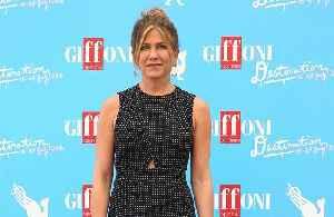Jennifer Aniston has 'goddess circle' with pals [Video]