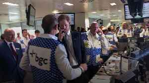 Harry seals £1bn deal on City brokers' 9/11 charity day [Video]