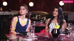 Taapsee Pannu and Shagun Pannu on their bond dating breakups and exes No More Secrets S01E03 [Video]
