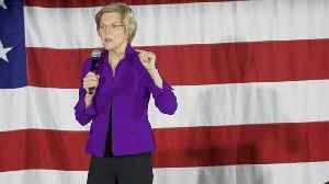 Elizabeth Warren Is On The Rise [Video]