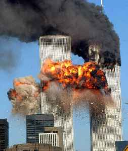 News video: This Day in History: 9/11 Terrorist Attacks