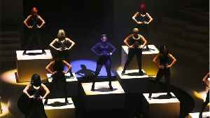 News video: Rihanna Hosts Savage X Fenty Show At New York Fashion Week