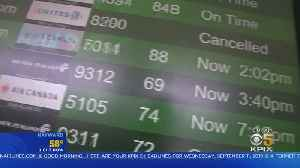 Delays, Cancellations Continue At SFO Amid Runway Construction Project [Video]
