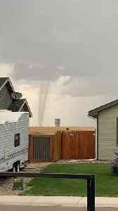 Tornado Touches Down Near Homa Hills [Video]