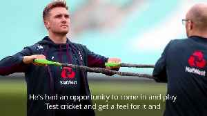 Jason Roy dropped by England for fifth and final Ashes Test [Video]