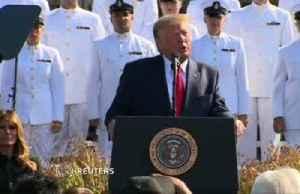 Trump recounts memories of 9/11 [Video]