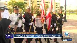 9/11 ceremony held in Port St. Lucie [Video]
