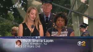 Remembering 9/11: 18th Anniversary Memorial Ceremony, Part 2 [Video]