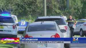News video: Multiple People Stabbed In Tallahassee