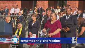 9/11 Victims Remembered On 18th Anniversary Of Terror Attacks [Video]