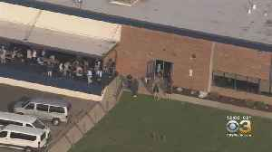 News video: Chemical Spill At Philadelphia Academy Charter High School's Chemistry Lab Prompts Brief Evacuation