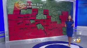 Weather 101: Burn Bans In North Texas [Video]