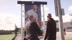 Man City name road after Kompany [Video]