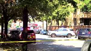 News video: Police Investigate Suspicious Package In Logan Square