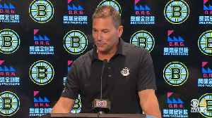 Bruce Cassidy Happy To Get Contract Extension From Bruins Ahead Of Season [Video]