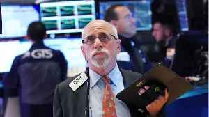 News video: Wall Street Advances: China Extends Olive Branch