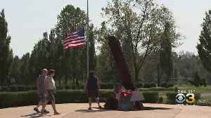 Families Gather At Garden Of Reflection To Remember 9/11 Victims [Video]