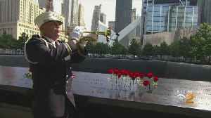 Families Gather In NYC For 18th Anniversary Of 9/11 [Video]