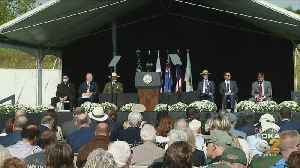9/11 Anniversary, Flight 93 In Somerset County [Video]