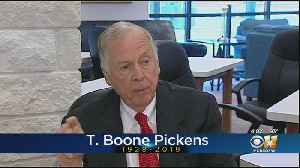 Self-Made Texas Tycoon, T. Boone Pickens Dies At 91 [Video]