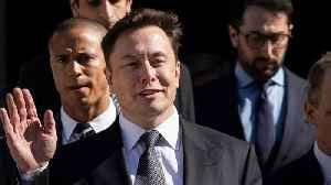 Elon Musk Said He's Interested In Buying The Onion [Video]