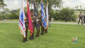 Miami-Dade Police, Fire Rescue Hold 9/11 Remembrance Ceremony [Video]