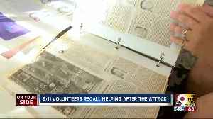 9/11 volunteers recall helping after attack [Video]