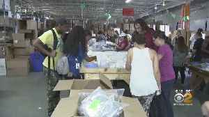 News video: Volunteers Gather In Yonkers To Aid Hurricane Dorian Survivors