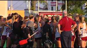 VIDEO Temple University officials upset after field hockey team forced to end game early [Video]