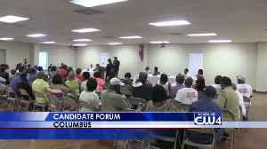 Candidate Forum [Video]
