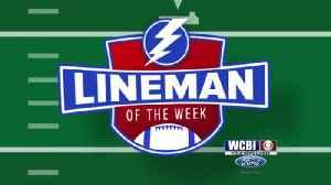 WCBI Lineman of the Week: Week Four [Video]