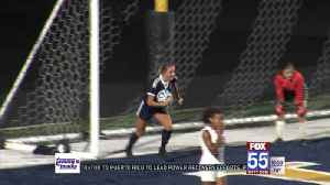 High School Girls Soccer: Dwenger, Blackhawk Pick Up Shutout Wins [Video]