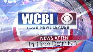 WCBI News At ten - 9/10/2019 [Video]