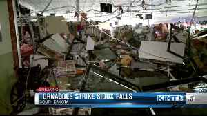 Tornadoes hit Sioux Falls [Video]