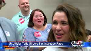 Property Tax Increase Passed [Video]