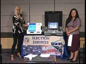League of Women Voters 9/10 Part 2 [Video]