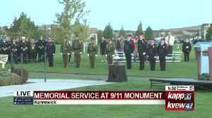9/11 Memorial Monument [Video]