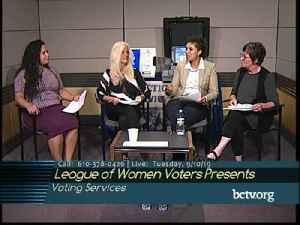 League of Women Voters 9/10 Part 3 [Video]