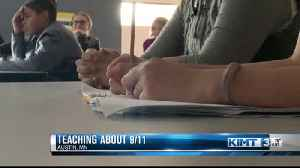 Teaching Students About 9/11 [Video]