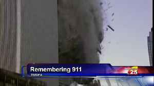 Victoria Remembers 9/11 [Video]