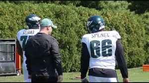 Eagles v. Falcons preview [Video]
