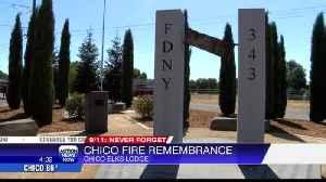 Chico Fire Department 9/11 Memorial recap [Video]